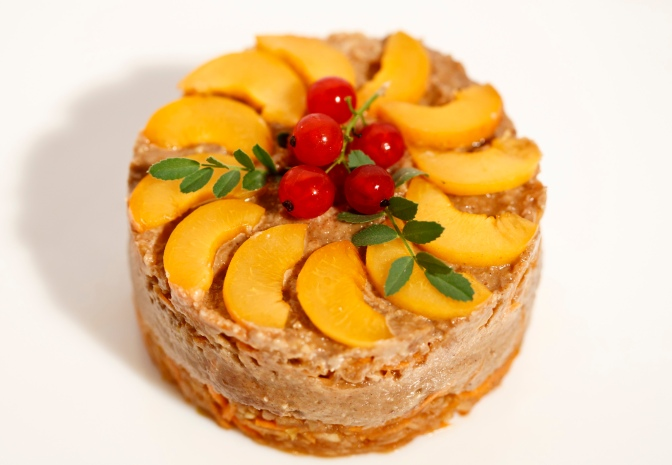Ligia's Kitchen: Prajitura raw de mere