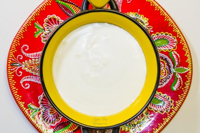 Iaurt din cocos