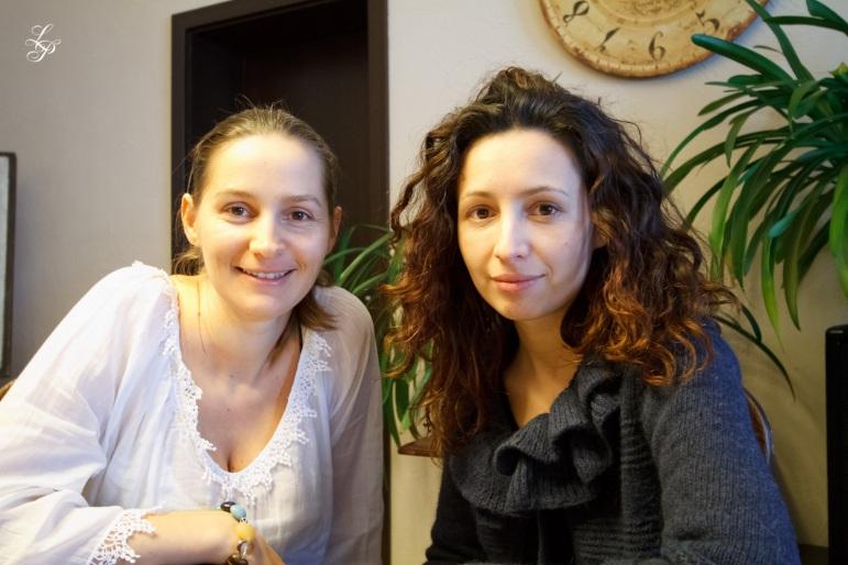 Ditta and Ligia