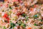 Sauerkraut and Sprout Salad