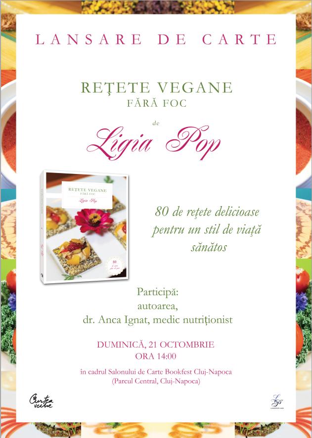 Lansare de carte Cluj Napoca, 21 octombrie 2012