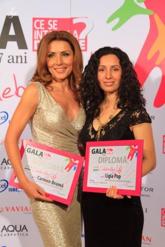 Carmen Bruma si Ligia Pop