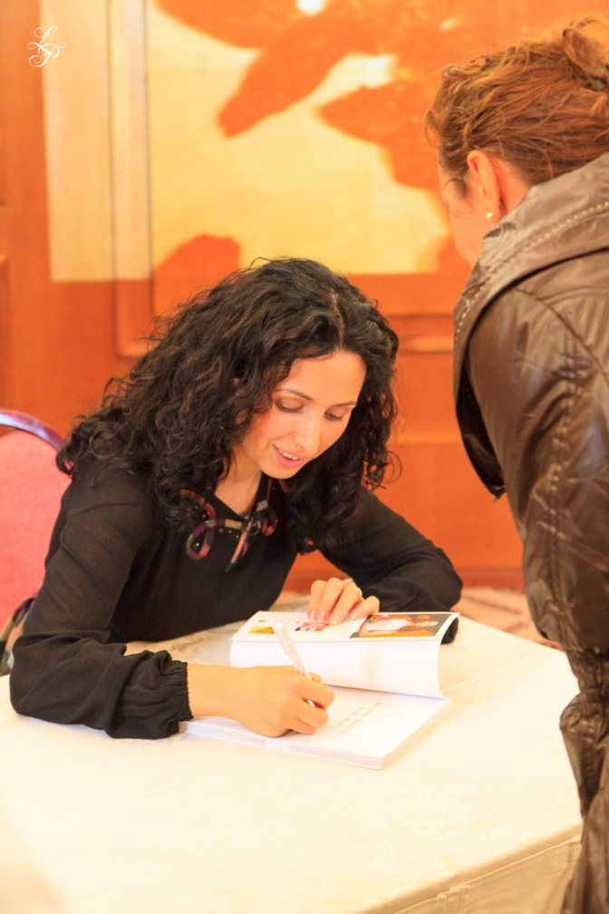 Poze de la lansarea de carte, 1 noiembrie 2012