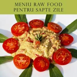 Meniu Raw Food Pentru Sapte Zile