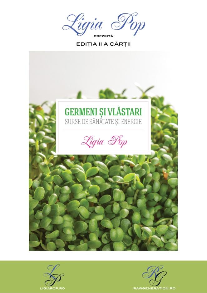 Afis - Germeni si Vlastari: Surse de Energie si Sanatate, Ed. II