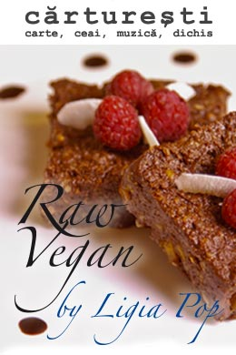 Raftul Meu Raw Vegan la Carturesti