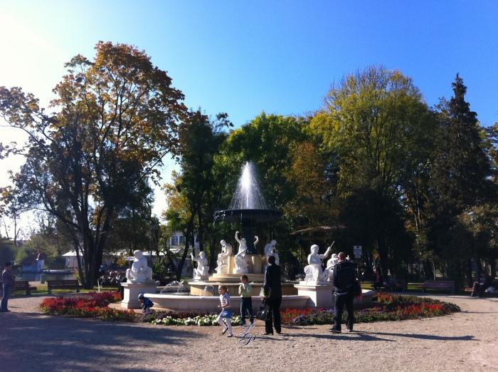 Parcul Central