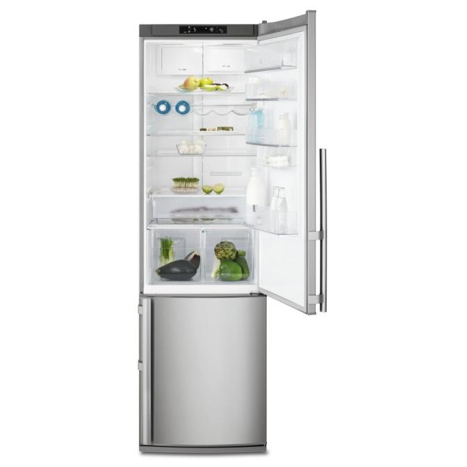 Castigatoarea combinei frigorifice Electrolux este…