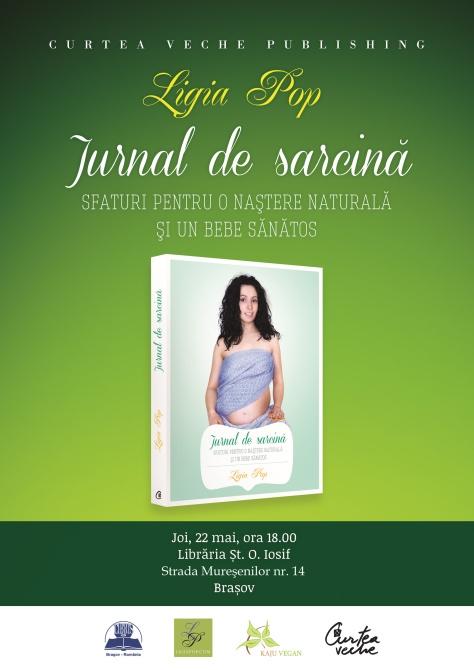 Afis-Lansare-Jurnal-de-Sarcina-Brasov