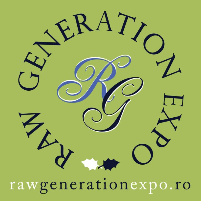 Raw Generation Expo - Official Logo
