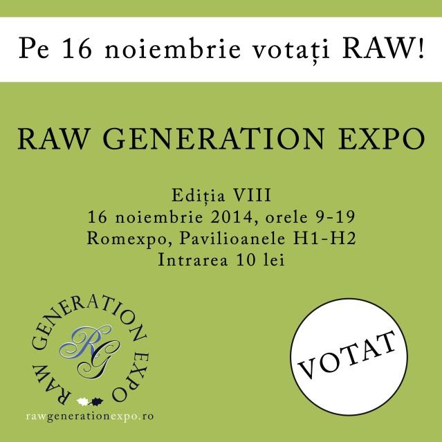 Votati Raw!