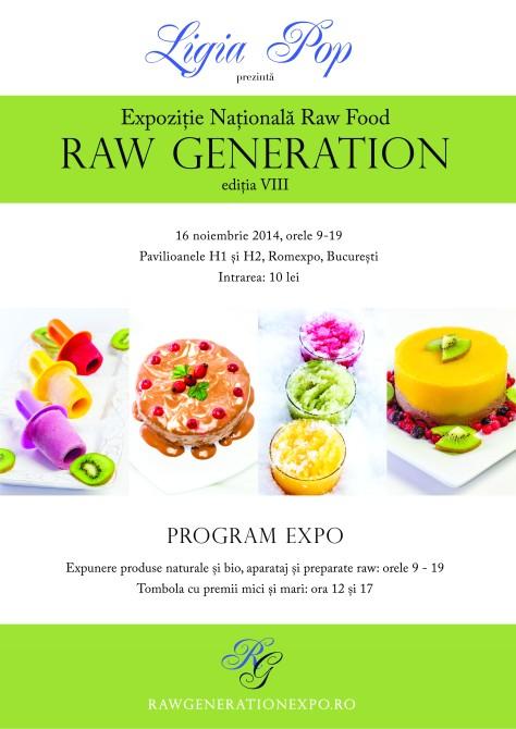 Afis - Expo VIII - Toamna 2014