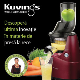 Va recomand storcatorul Kuvings B6000