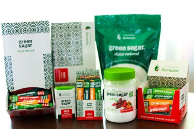 Produse din gama Green Sugar