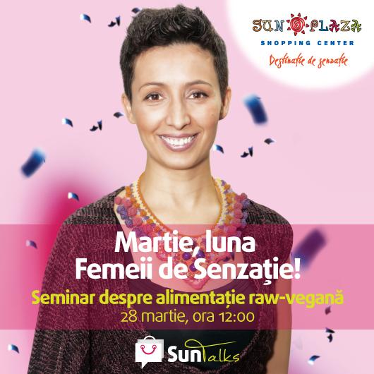 Seminar gratuit si demonstratie culinara pentru incepatori, 28 martie, Bucuresti