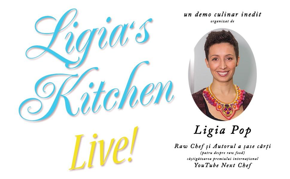 Ligia's Kitchen Live!