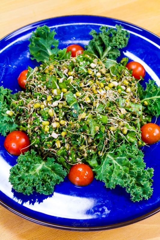 Salata pentru gusturi alese