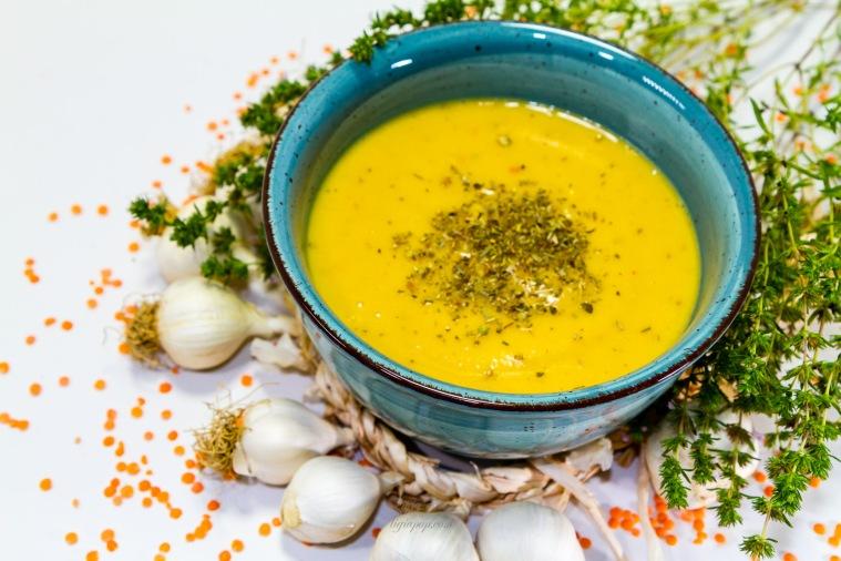 Supa creme de linte