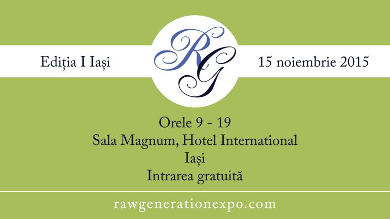 Raw Generation Expo - Iasi