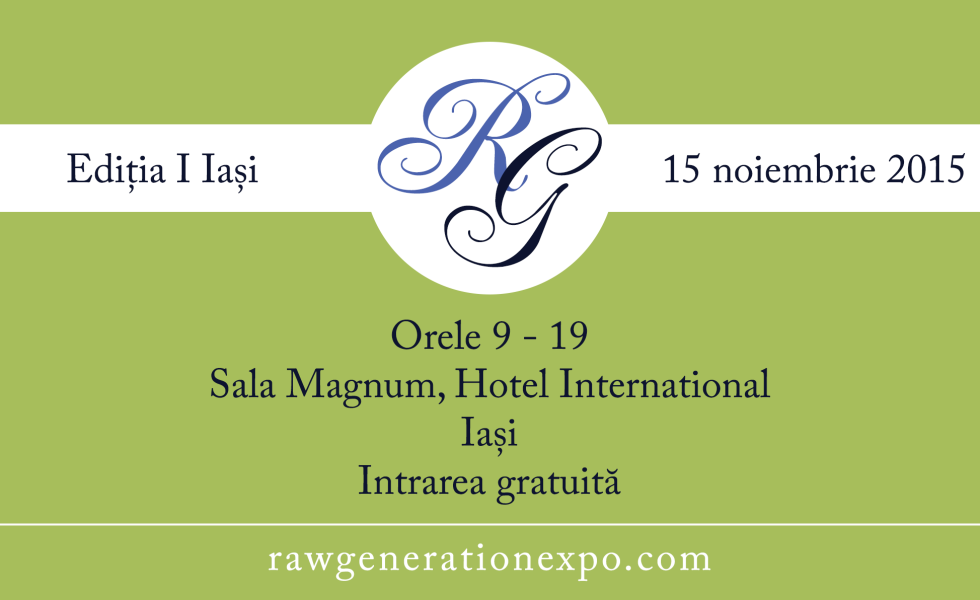 Raw Generation Expo - Iasi
