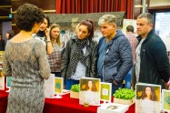 Raw Generation Expo Editia I de Iasi, 15 noiembrie 2015, Hotel International, Sala Magnum. Eveniment organizat de Ligia Pop si Verde Bun.