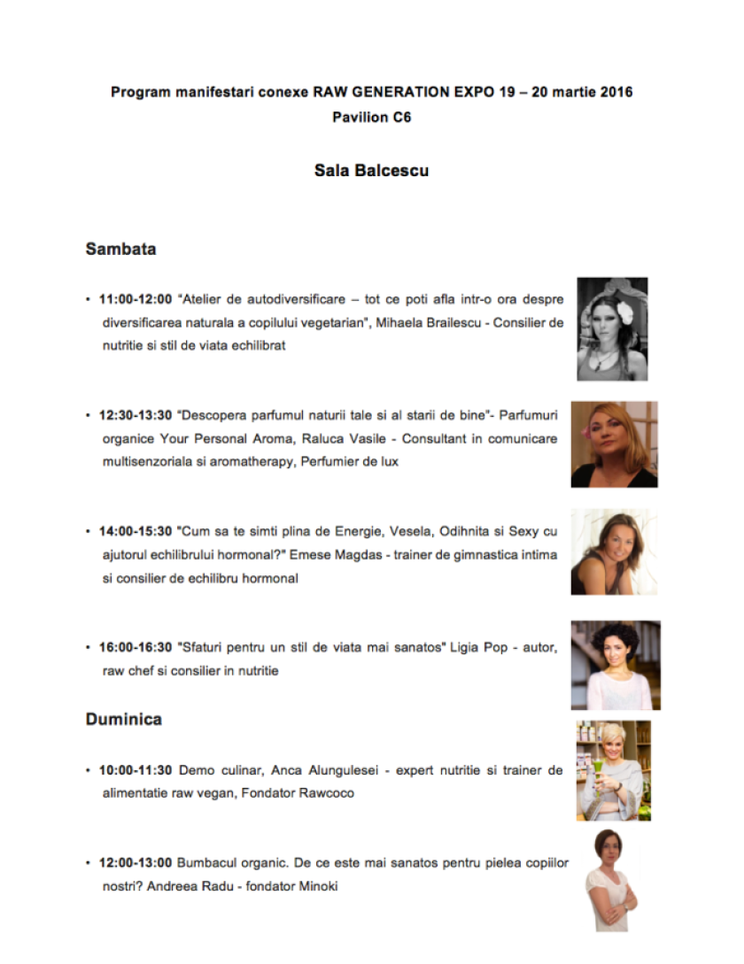 Prezentari (pagina 1)