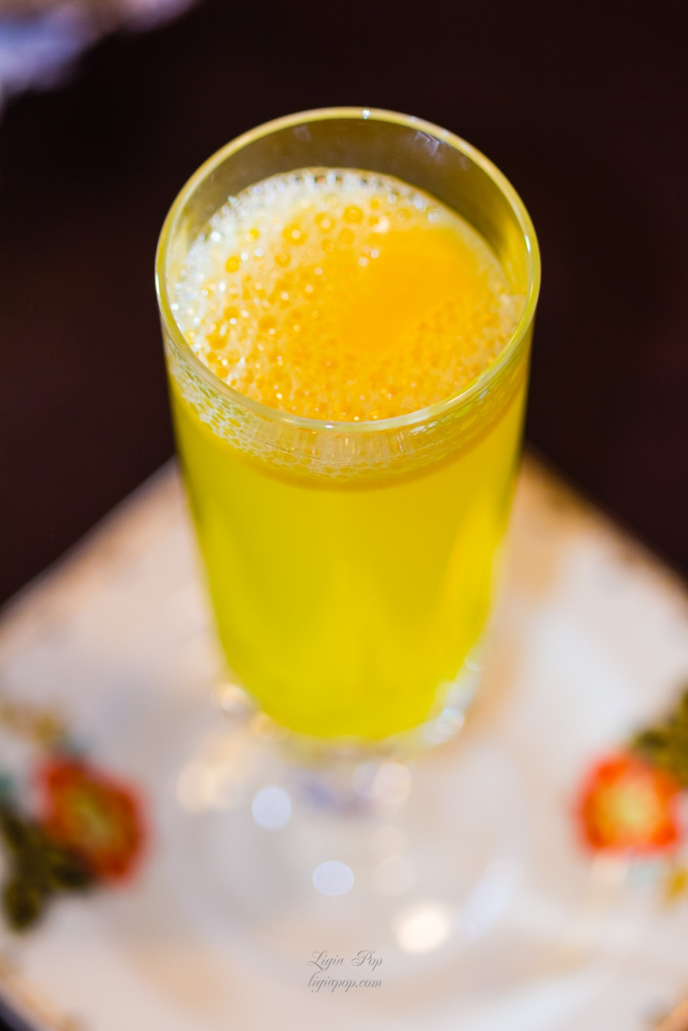 Limonada cu turmeric