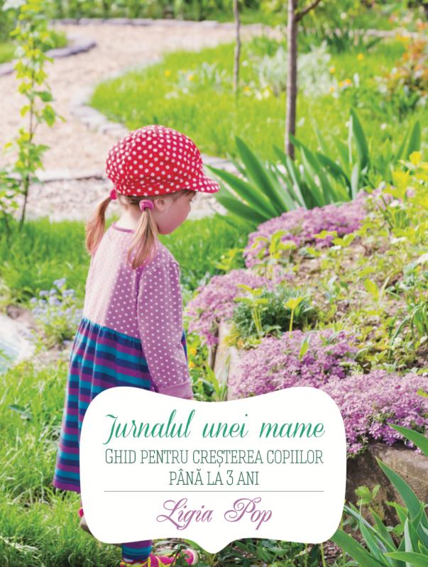 Jurnalul unei mame: ghid pentru cresterea copiilor pana la 3 ani