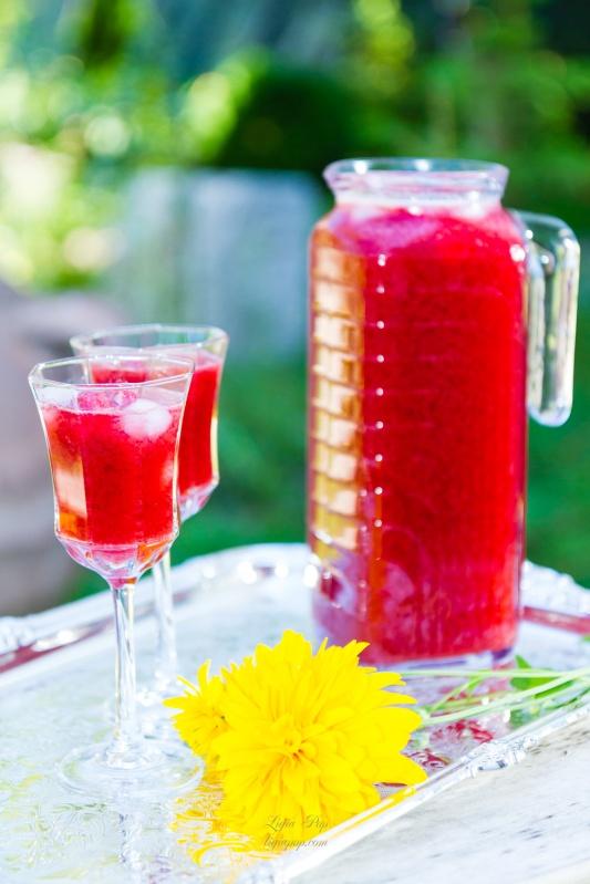 Limonada antioxidanta