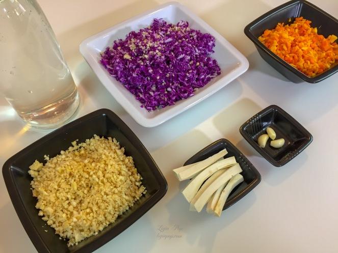 Ingrediente pentru muraturi probiotice